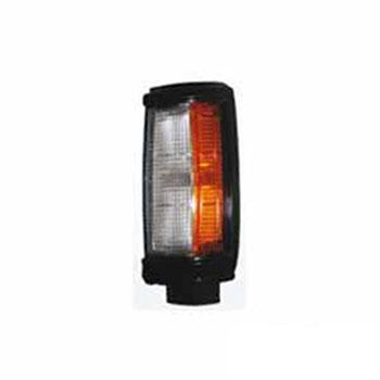 Lanterna Dianteira(Pisca) L200 1997 até 2001 Aro Preto - Lad