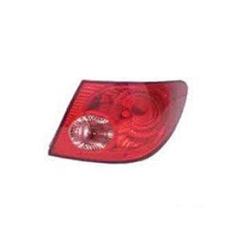 Lanterna Traseira COROLLA 2005 até 2008 - Lado Esquerdo (Can
