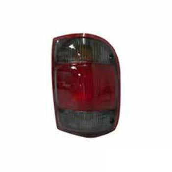 Lanterna Traseira RANGER 1998 até 2004 (Fume) - Lado Direito