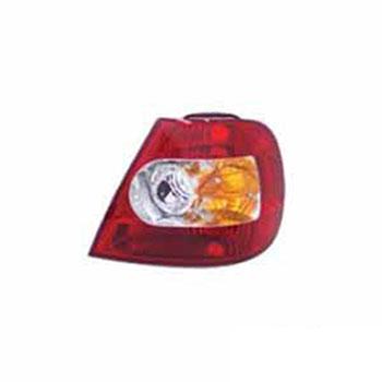 Lanterna Traseira SIENA 2004 até 2010 - Lado Esquerdo (Canto