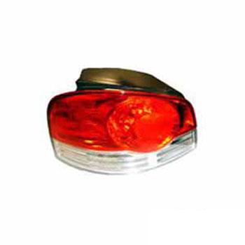 Lanterna Traseira PALIO 2009 até 2014 - Lado Direito (Bicolo