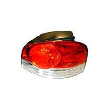 Lanterna Traseira PALIO 2009 até 2014 - Lado Esquerdo (Bicol