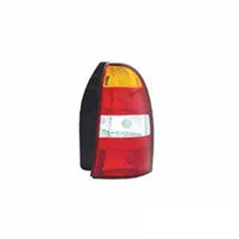 Lanterna Traseira PALIO WEEKEND 2001 até 2004 - Lado Esquerd