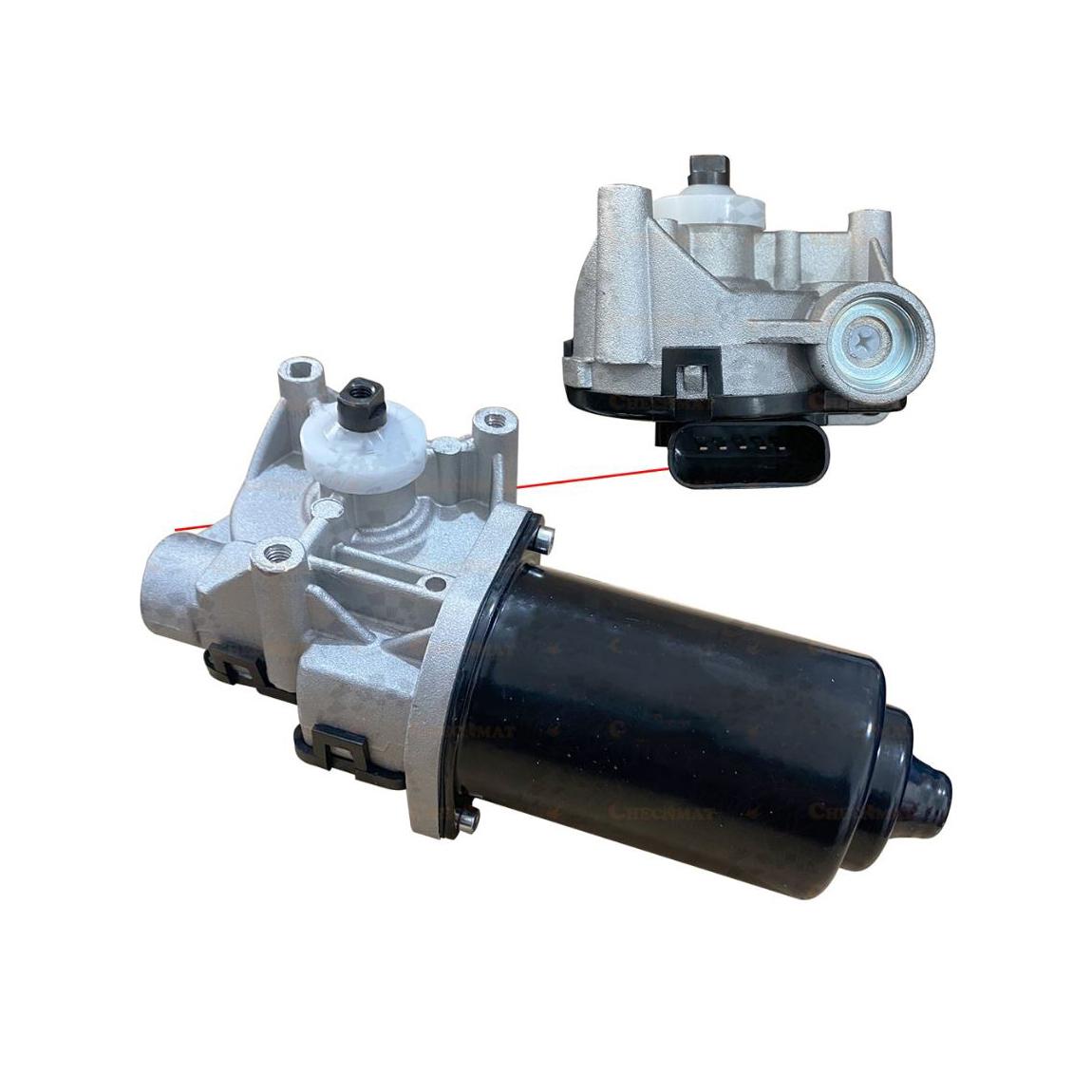 Motor Limpador F250 F350 1999 até 2010 (C617508) - CEMAK - P