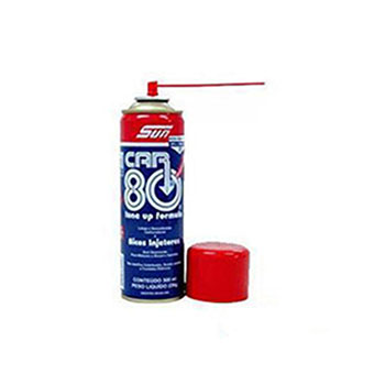 Descarbonizante Limpa Bico - SPRAY - 300ml (CAR8012)