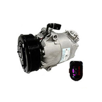 Compressor Ar Condicionado FOX Flex 2003 até  2007 (CS10061)