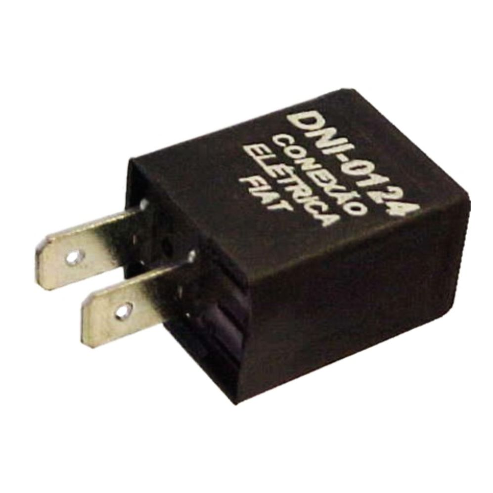 Relé Auxiliar Mini 12V 02 Terminais (DNI0124) - DNI - PEÇA -