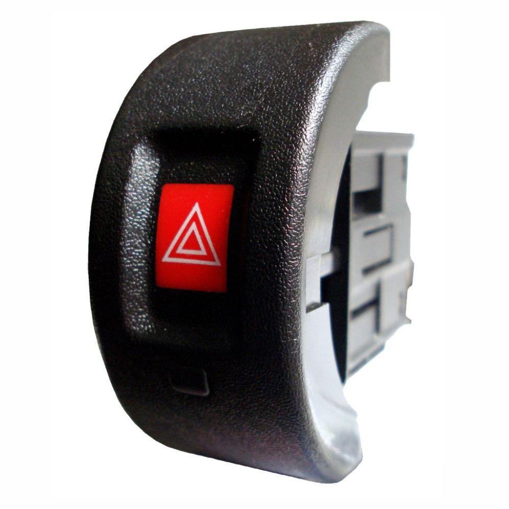 Interruptor Pisca Alerta ASTRA 1999 até 2012 - LED - 6 Termi