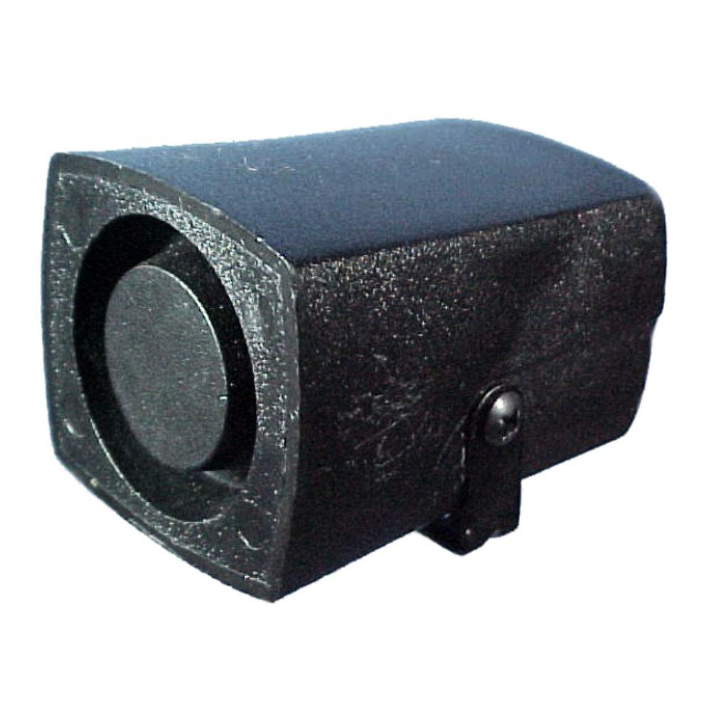 Sirene 02 Tons - 12V - 100 Decibéis - Micro (DNI4000)