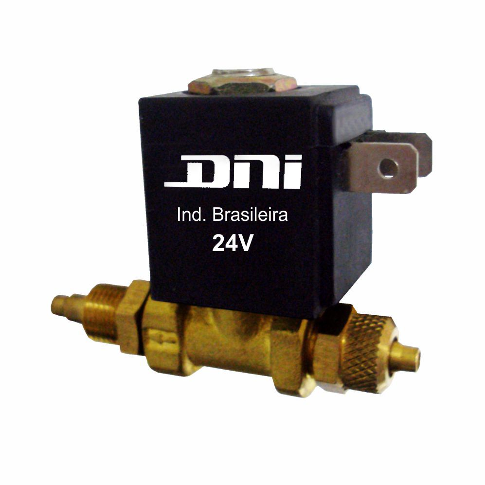 Valvula Elétrica Buzina 24V (DNI7009)