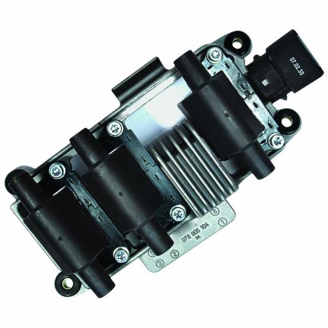 Bobina de Ignição A4 A6 A8 PASSAT - Motor VR6 - 6 Saídas (EU