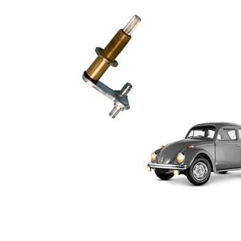 Pivo Limpador Para-Brisa FUSCA - Lado Direito - ESTRIADO (G0
