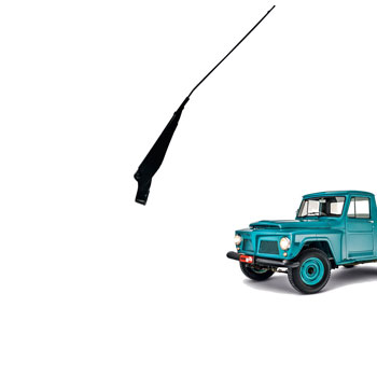 Braço Limpador RURAL - 1968 Até 1977 (G712) - GRANEIRO - PEÇ