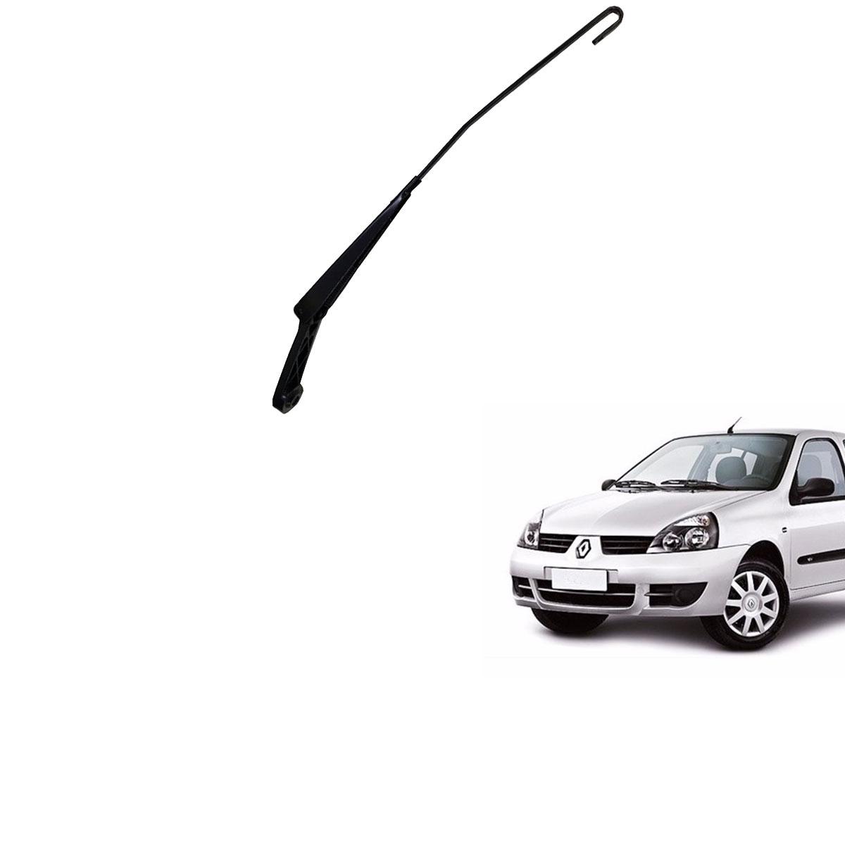 Braço Limpador Dianteiro CLIO - Lado Esquerdo (G924E) - GRAN