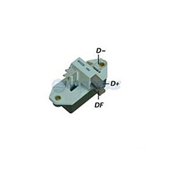 Regulador Alternador FIAT FORD GM VW - 095A (GA028) - GAUSS