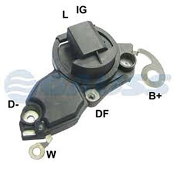 Regulador Alternador BMW 740 750 X5 LAND ROVER (GA063) - IKR