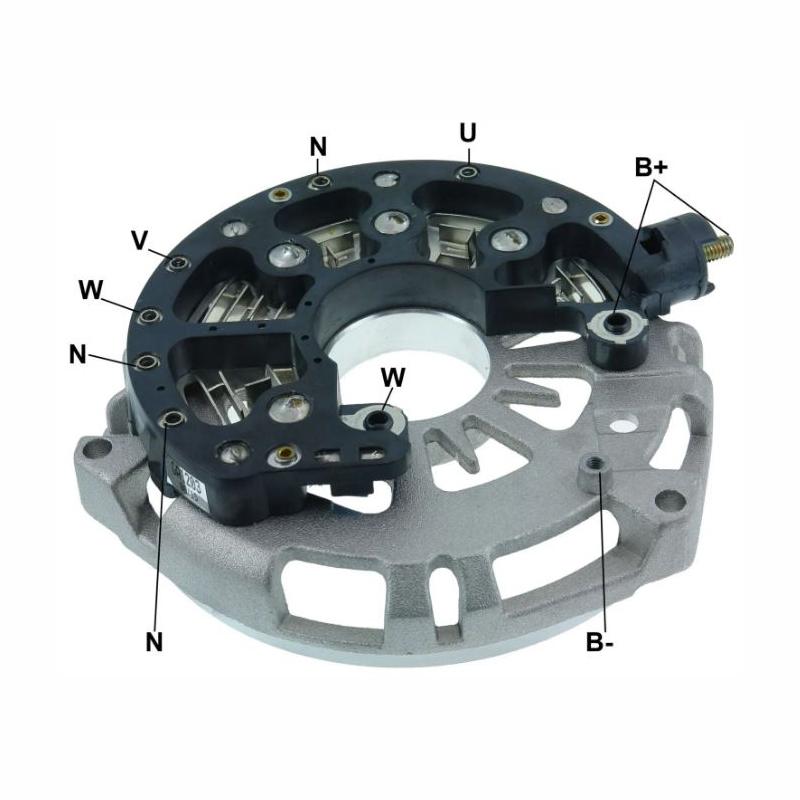 Placa Diodo LINCON MERCURY - 130 Amperes (GA1203)