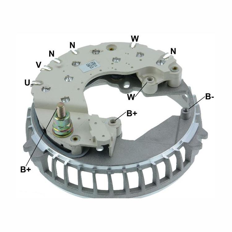 Placa Diodo MUSTANG - 105 Amperes (GA1204)