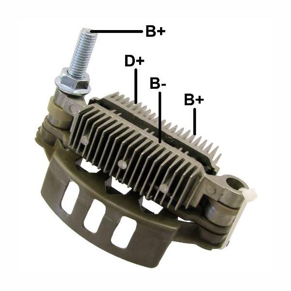Placa Diodo HYUNDAI -  085 Amperes (GA1340)