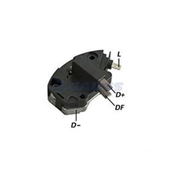 Regulador Alternador FIESTA KA CASE (GA148) - GAUSS - PEÇA