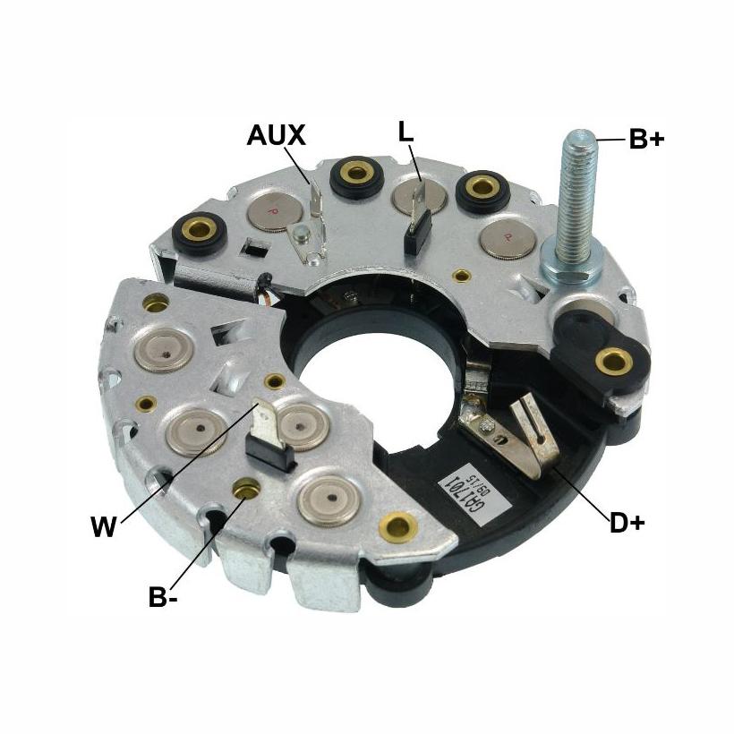 Placa Diodo VWC 2000 em Diante -  115 Amperes (GA1701) - GAU