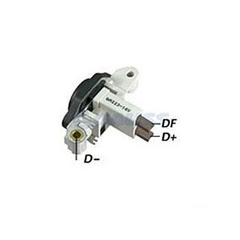 Regulador Alternador GOLF POLO - Sistema BOSCH (GA223)