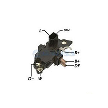 Regulador Alternador GOL GOLF POLO BORA A3 NEW BEETLE (GA225