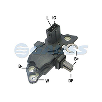 Regulador Alternador BMW Z3 X5 (GA232) - GAUSS - PEÇA  - Cod