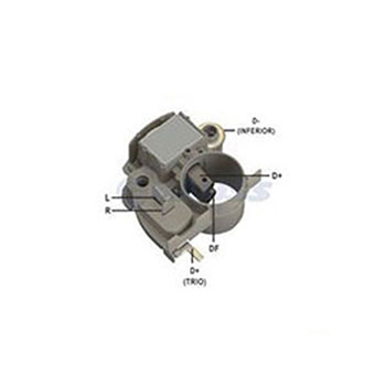Regulador Alternador TOWNER (GA800)