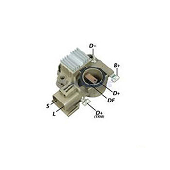 Regulador Alternador SEPHIA MAZDA (GA803) - GAUSS - PEÇA  -