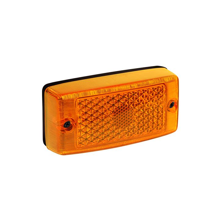Lanterna Mercedinha 709/912 - Com Refletor (GF0120AM)