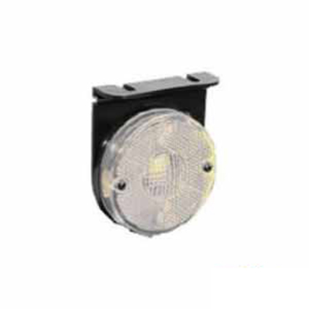 Lanterna Lateral - Com Suporte Cristal (GF012710CR)