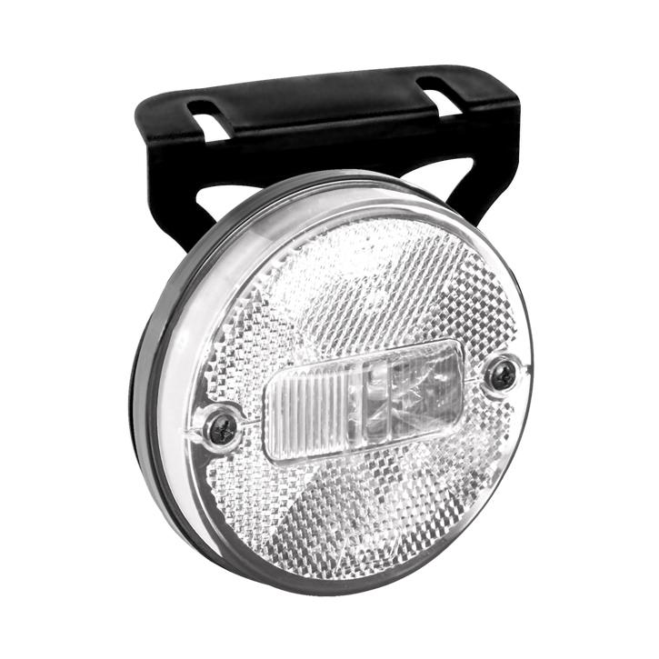 Lanterna Lateral - Com Suporte Cristal (GF012810CR) - GF - P