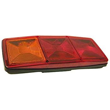 Lanterna Traseira VW 88 - Sem Luz Vigia (GF0181)
