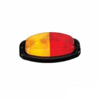 Lanterna Traseira para Choque Bi (GF0205)