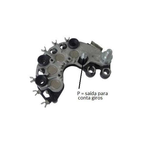Placa Diodo ASTRA OMEGA VECTRA -  100 Amperes (IK3720) - IKR
