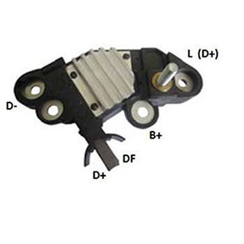 Regulador Alternador - 14V (IK5018)