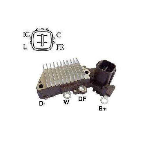 Regulador Alternador ISUZU (IK5090) - IKRO - PEÇA - SKU: 198