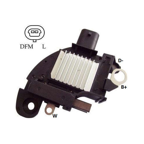 Regulador Alternador - 14V (IK5135)