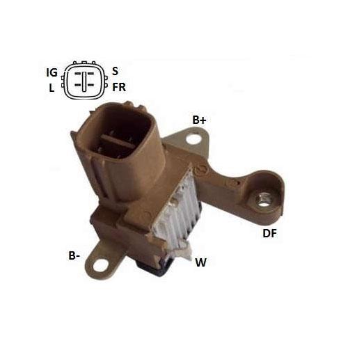 Regulador Alternador HILUX CRV (IK5148) - IKRO - PEÇA - SKU: