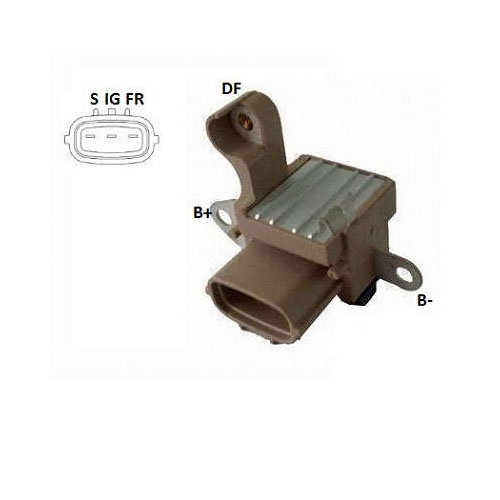 Regulador Alternador - 14V (IK5155)