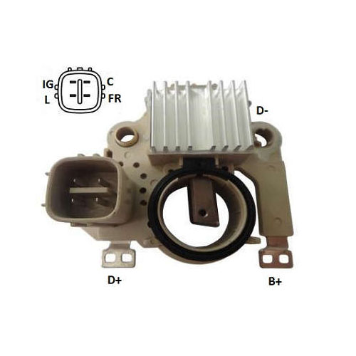 Regulador Alternador ACURA (IK5173) - IKRO - PEÇA  - Cod. SK