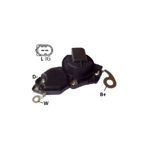 Regulador Alternador BMW LAND ROVER (IK5202) - IKRO - PEÇA