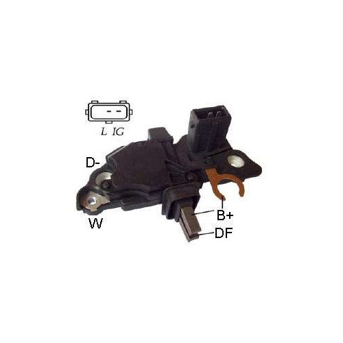 Regulador Alternador BMW X3 (IK5245) - IKRO - PEÇA  - Cod. S