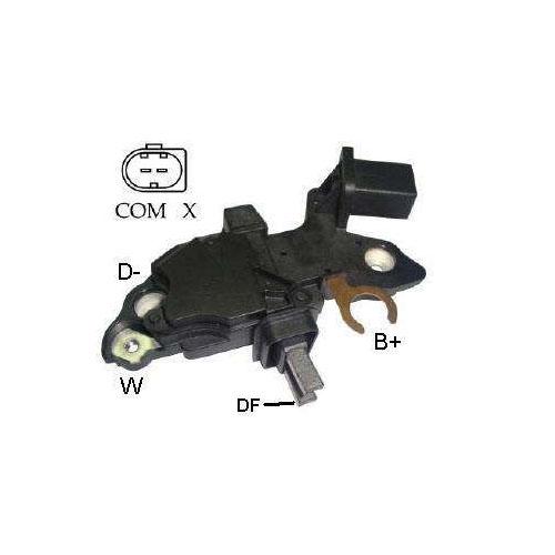 Regulador Alternador BMW X1 120I 2.0 (IK5285) - IKRO - PEÇA