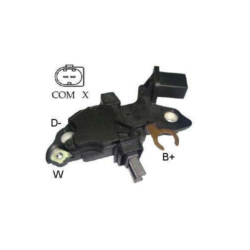 Regulador Alternador - 14V (IK5286)