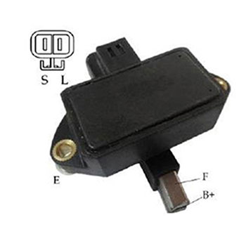 Regulador Alternador - 14V (IK5394)