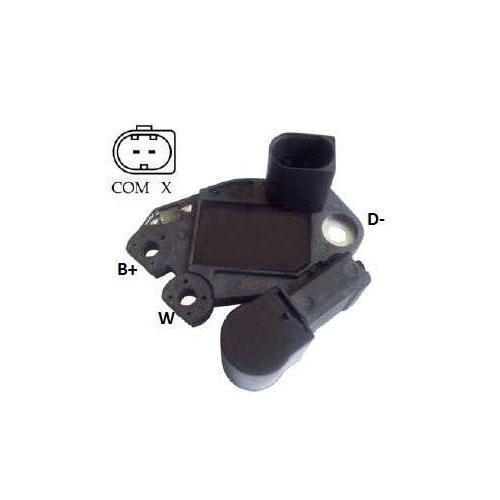 Regulador Alternador AUDI BMW MBB (IK5410) - IKRO  - Cod. SK