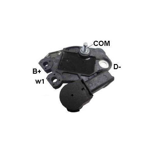 Regulador Alternador BMW X5 X6 (IK5413) - IKRO - PEÇA - SKU: