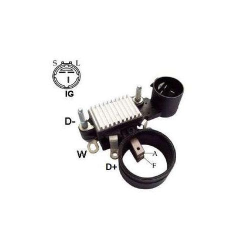 Regualdor Alternador GMC 7110 - 24V (IK5646)
